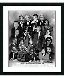 Amanti Art Trailblazers- African American First Framed Art Print