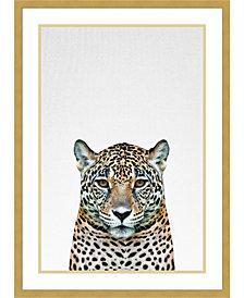 Amanti Art Leopard II  Framed Art Print