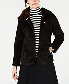 Tommy Hilfiger Fleece Hoodie, Created for Macy's