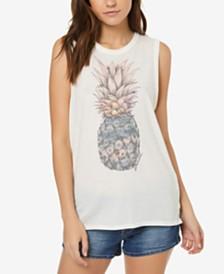 c3915c21df5 Roxy Juniors  Next Level Cotton Pineapple Cap - Winter Accessories ...
