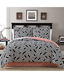 Presidio 8-Pc. Full Comforter Set