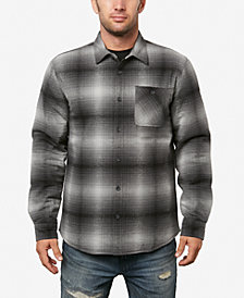 O'Neill Men's Dillishaw Plaid Shirt