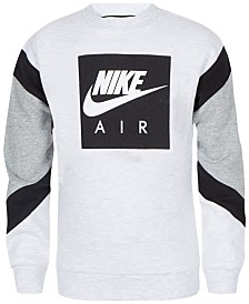 Nike Little Boys Colorblocked Sweatshirt