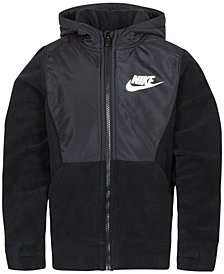 Nike Toddler Boys Sportswear Club Fleece Zip Hoodie