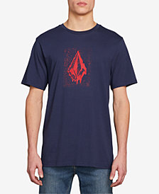 Volcom Men's Drippin' Out Graphic T-Shirt
