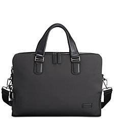 Tumi Men's Seneca Slim Briefcase