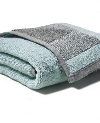 Charcoal-Infused Hand Towel