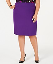 4e0020efdbd94 Plus Size Skirts for Women - Macy s