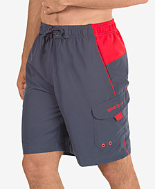 "Speedo Men's Marina Sport VaporPLUS 20"" Swim Trunks"