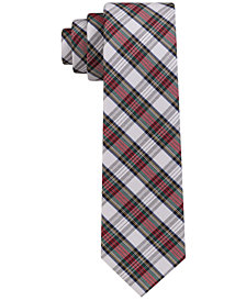Tommy Hilfiger Little Boys Tartan Tie