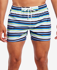 "2(x)ist Mens Ibiza 4"" Swim Trunks"