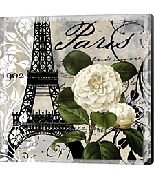 Paris Blanc I by Color Bakery Canvas Art