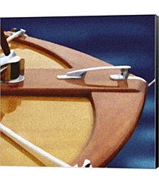 Nautical Closeups 4 by Carlos Casamayor Canvas Art
