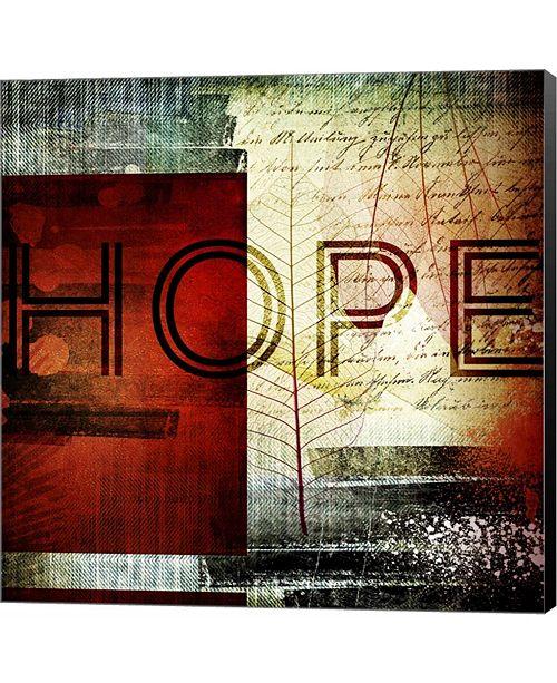 Metaverse Hope by Dallas Drotz Canvas Art