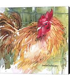 Here's Looking At You by Annelein Beukenkamp Canvas Art