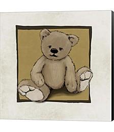 Teddy Bear by GraphINC Canvas Art