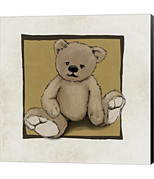 Teddy Bear by GraphINC Canvas Art