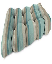 Jordan Manufacturing Outdoor Wicker Settee Cushion - 1 Pack