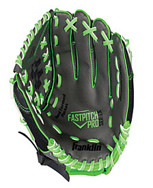 "Franklin Sports 12.0""Mesh Pvc Windmill Series Left Handed Thrower Softball Glove"
