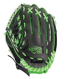 "Franklin Sports 11.0"" Mesh Pvc Windmill Series Left Handed Thrower Softball Glove"