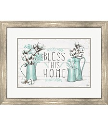 Blessed I by Janelle Penner Framed Art