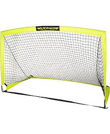 Franklin Sports Blackhawk Portable Soccer Goal - 12' X 6'