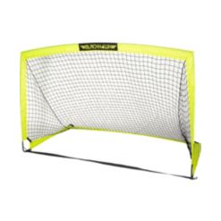 Franklin Sports Blackhawk Portable Soccer Goal - 12' X 6'