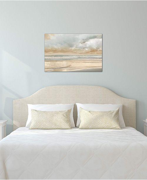 "iCanvas ""Ocean Tide"" by John Seba Gallery-Wrapped 40x26"" Canvas Print"
