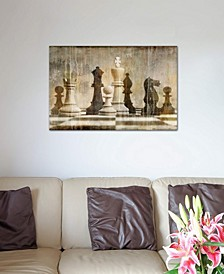 """""""Chess"""" by Russell Brennan Gallery-Wrapped Canvas Print"""