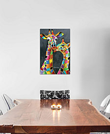 """iCanvas """"Francie & Josie"""" by Steven Brown Gallery-Wrapped Canvas Print"""
