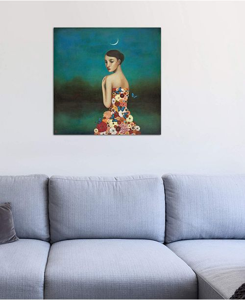 "iCanvas ""Reflective Nature"" by Duy Huynh Gallery-Wrapped Canvas Print (18 x 18 x 0.75)"
