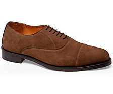 Woodstock Suede Oxford