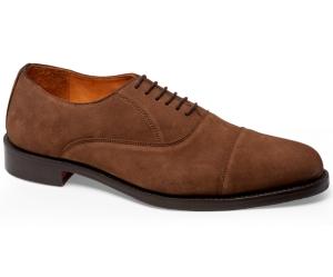 Woodstock Suede Oxford Men's Shoes