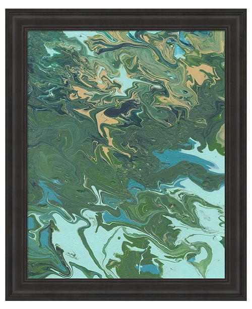 Metaverse Rambling Sage I by Regina Moore Framed Art