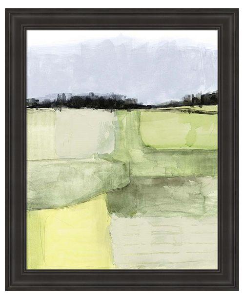 Metaverse Pale Vista II by Victoria Borges Framed Art