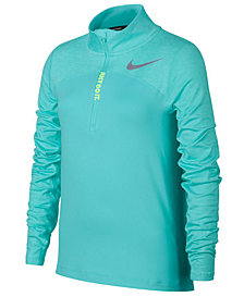 Nike Big Girls Dry Element Running Top