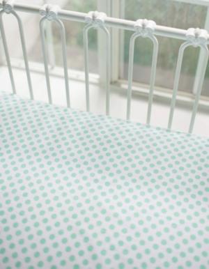 Sweethearts Crib Sheet Bedding