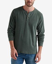 Mens Thermal Raglan Shirt