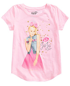 Nickelodeon Big Girls Graphic-Print JoJo T-Shirt