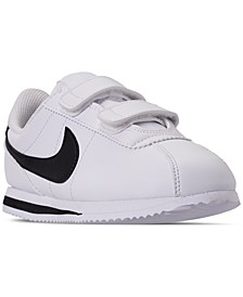 Little Boys' Cortez Basic SL Casual Sneakers from Finish Line