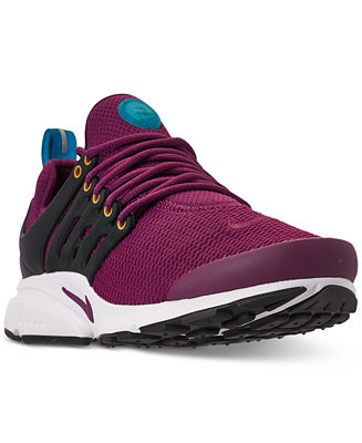 pas mal bfe19 b8bb0 Nike Women's Air Presto Running Sneakers from Finish Line ...