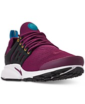 5281b2ed4708 Nike Women s Air Presto Running Sneakers from Finish Line