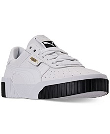 Women's Cali Fashion Casual Sneakers from Finish Line