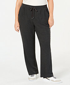 Ideology Plus Size Sweatpants, Created for Macy's