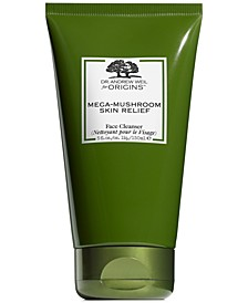Dr. Andrew Weil for Origins Mega Mushroom Skin Relief Face Cleanser 5.0 fl. oz.
