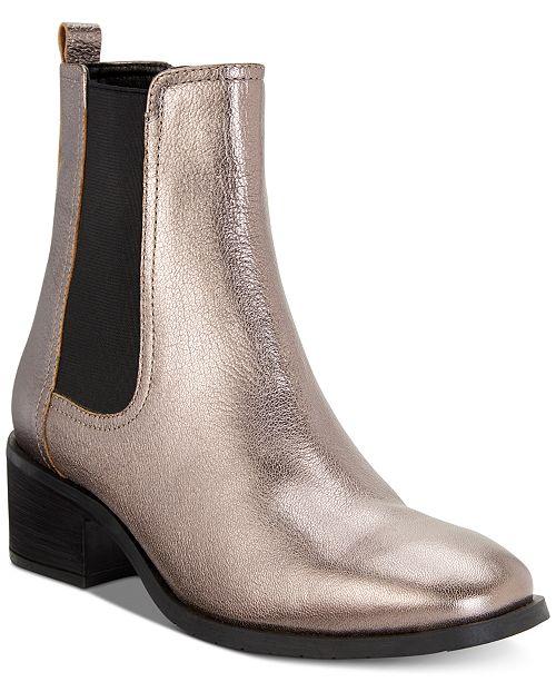56abc9ba6d18 Kenneth Cole Reaction Women s Salt Chelsea Booties   Reviews - Boots ...