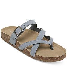 Madden Girl Bartlett Strappy Footbed Sandals