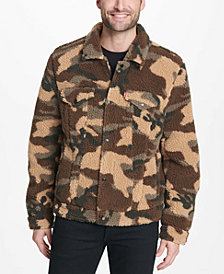 Levi's® Men's All-Over Sherpa Trucker Jacket