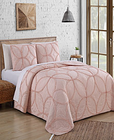 Addie 3pc Queen Quilt Set