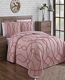 Sonora 3pc Queen Quilt Set